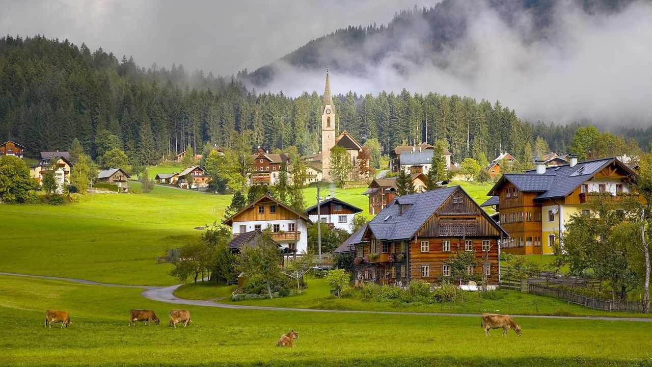 austrian-village-life-in-a-austria-hd-941444