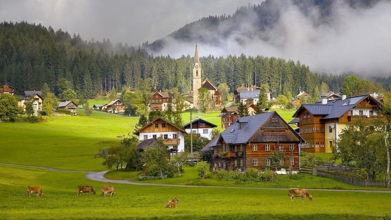 austrian-village-life-in-a-austria-hd-941444